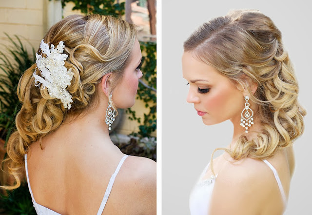 Beautiful Wedding Hair Styles