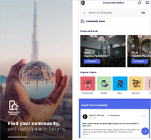 Social App of the Month - Community Advisor