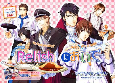 Cafe Relish ni Oide