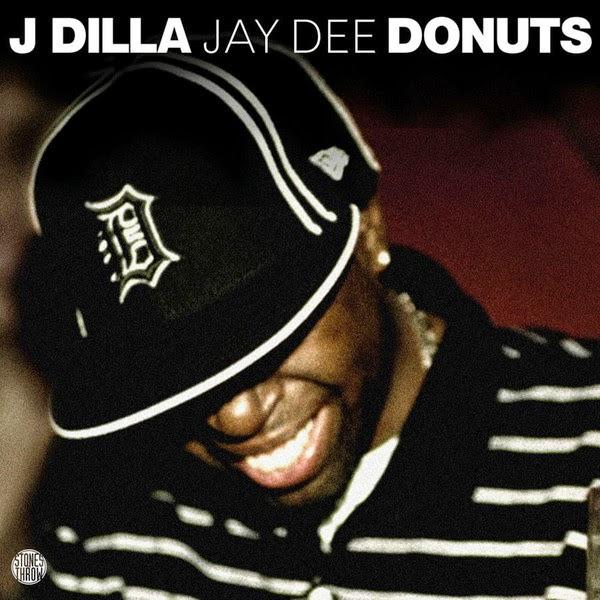 J Dilla - Donuts Cover