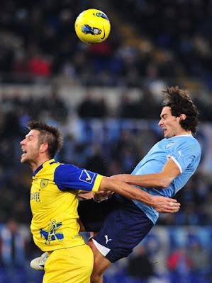 Lazio Chievo 0-0 highlights