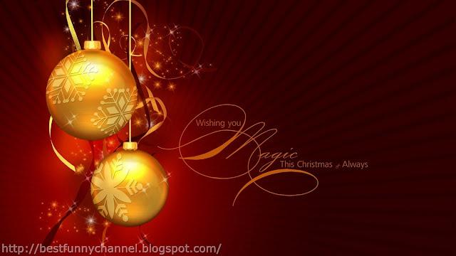 The Merry Christmas!