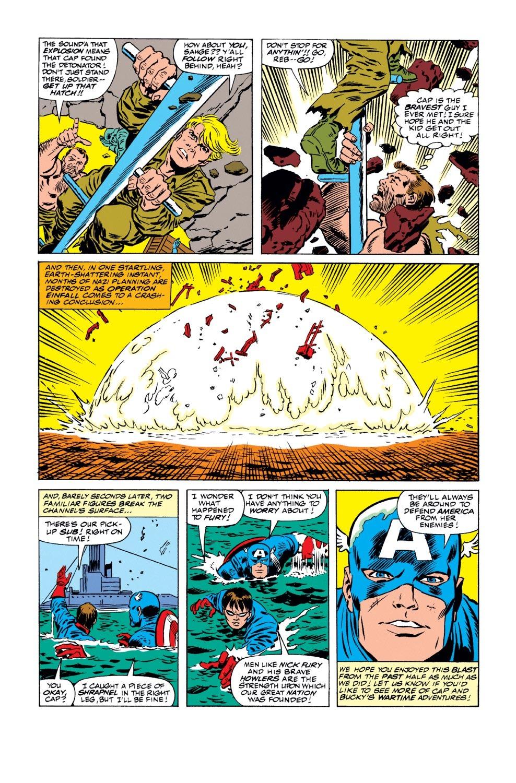 Captain America (1968) Issue #383 #316 - English 36