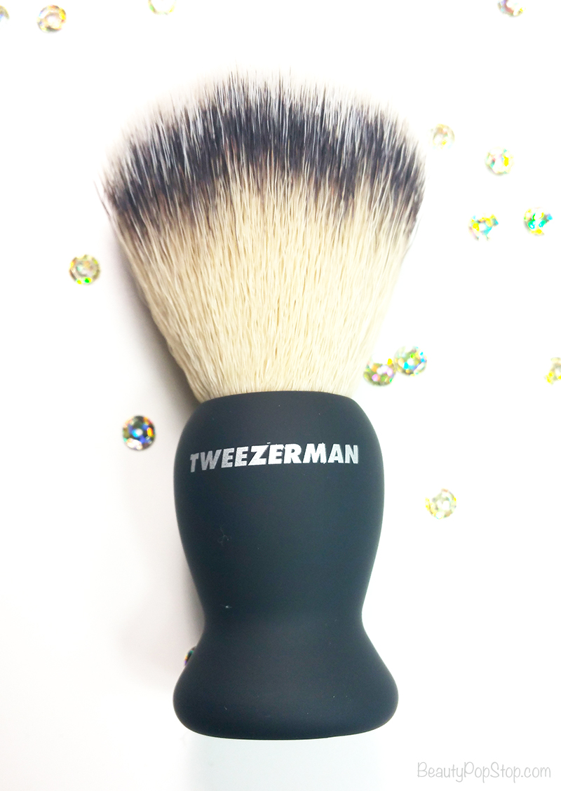 gift guide beauty tools and grooming tools holiday 2016 tweezerman deluxe shaving brush
