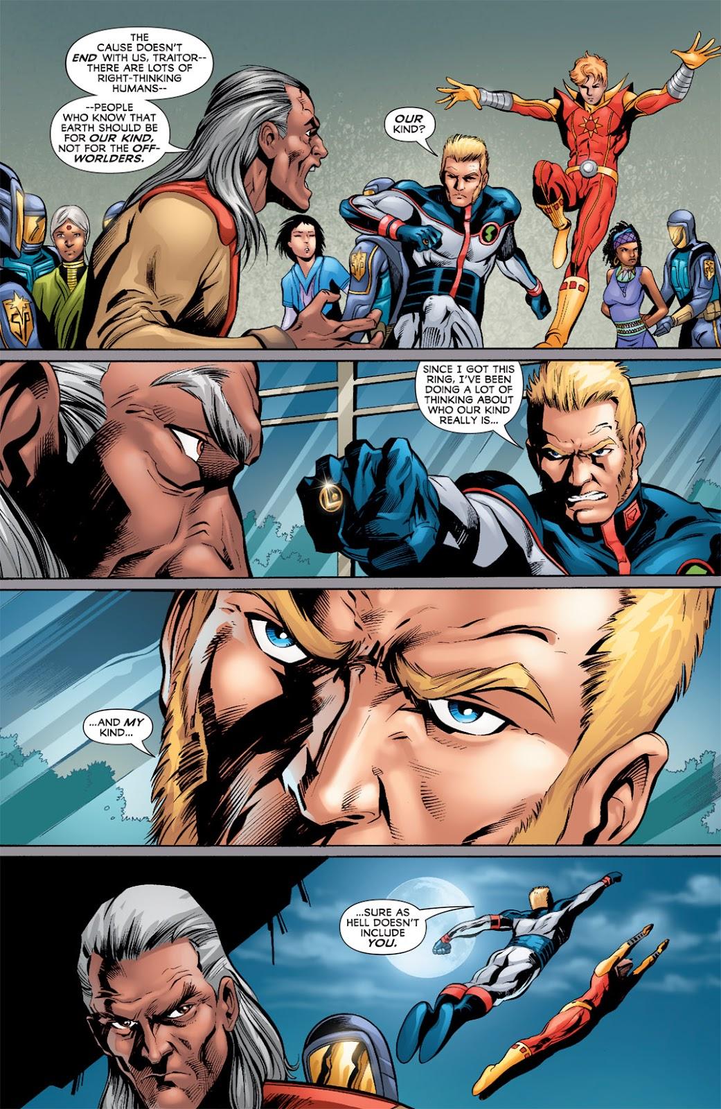 Legion of Super-Heroes (2010) Issue #5 #6 - English 30