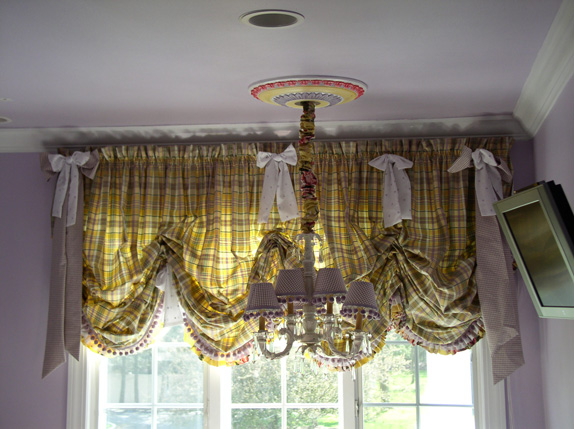 Balloon Drapes