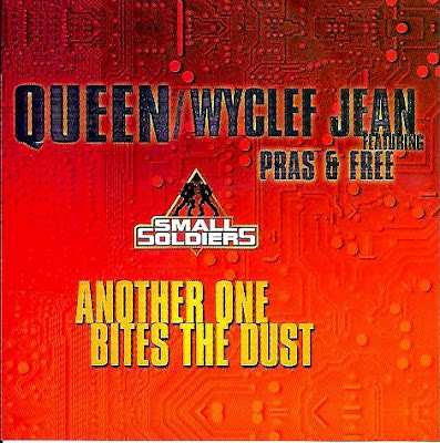 Queen & Wyclef Jean – Another One Bites The Dust (CDS) (1998) (FLAC + 320 kbps)