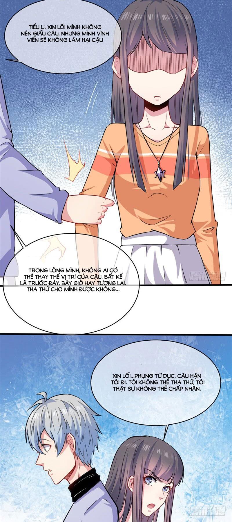 Ngạo Kiều Quỷ Vương Yêu Ta - Chap 95
