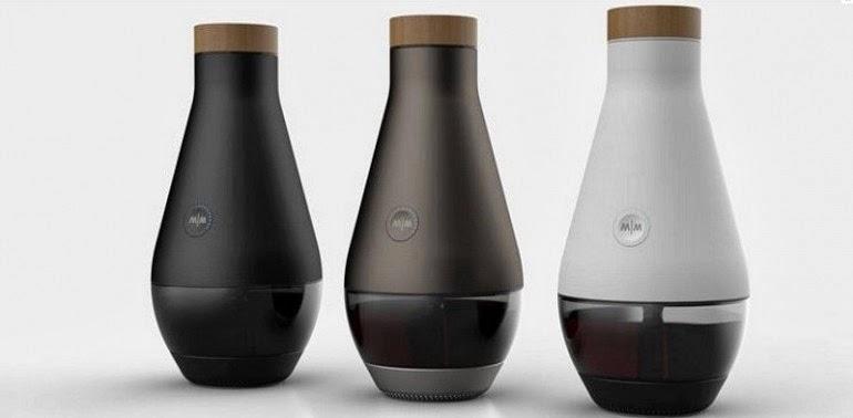 water into wine machine