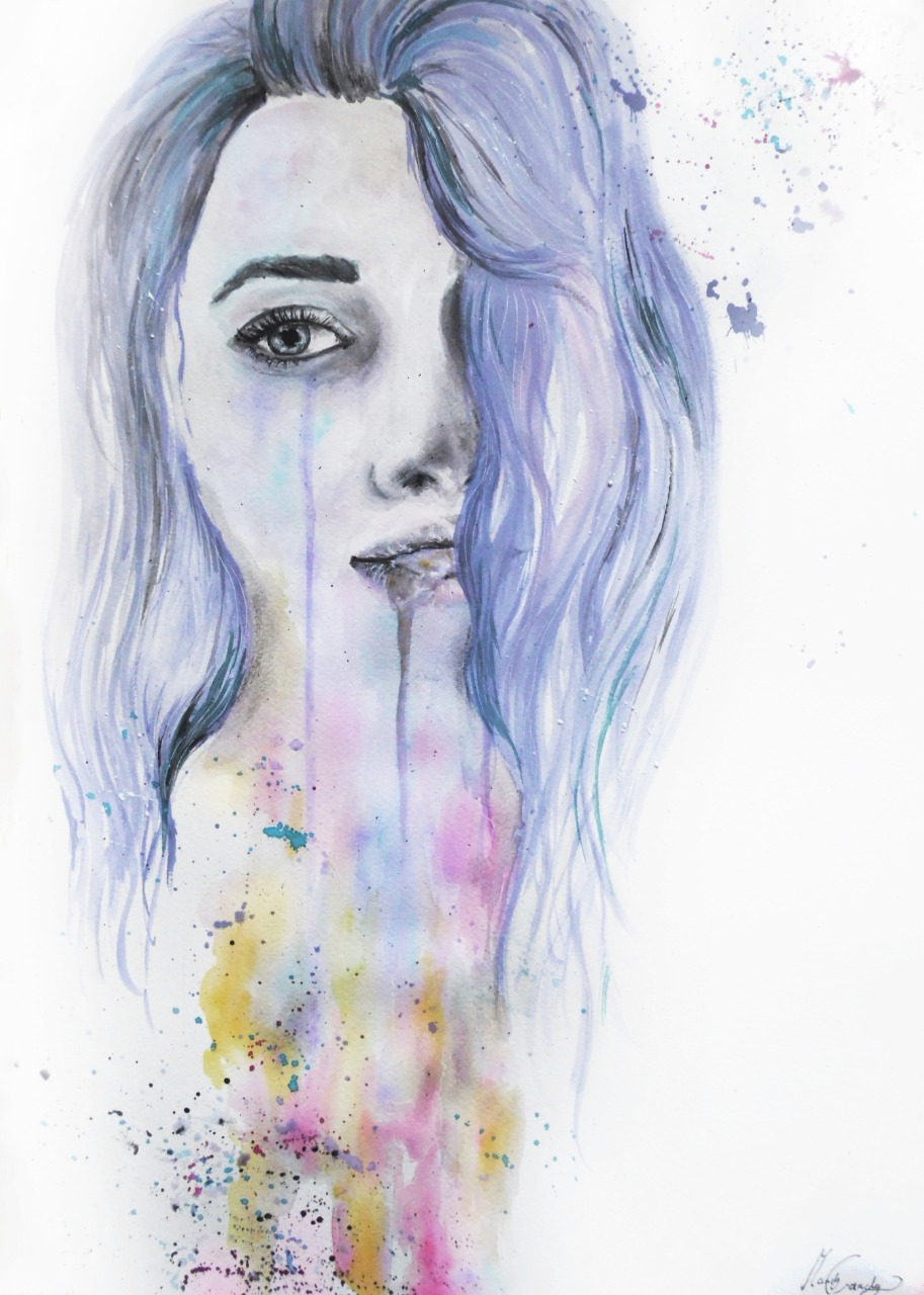 17-Andrea-Wéber-aka-Mandy-Candy-Paintings-A-Mirror-to-the-Artist-s-Emotions-www-designstack-co