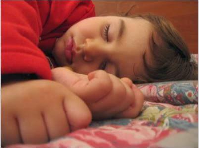 Tucking in Kids at Night