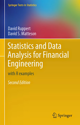 Statistics and Data Analysis for Financial Engineering: with R examples - Free Ebook Download