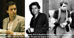 30 Years Ago Serial Killer Ted Bundy Put to Death in Florida He Was Attractive and Smooth