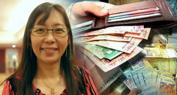 THE UNTOUCHABLES TERESA COCK WITH BIILION DOLLARS SCANDAL SPRM WAJIB BACA