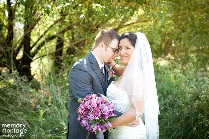 yakima wedding photographer charcoal grey purple wedding