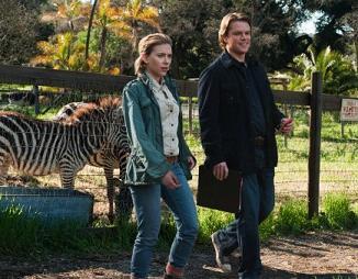 filme compramos um zoológico matt damon scarlett johansson