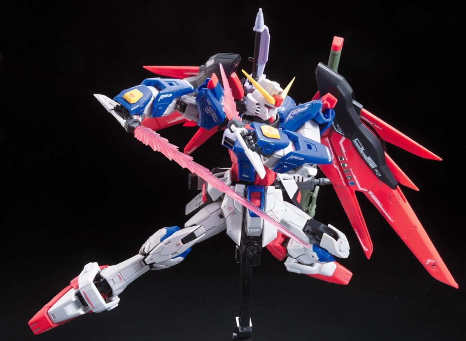 destiny gundam rg - photo #3