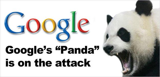 Algoritma Google panda