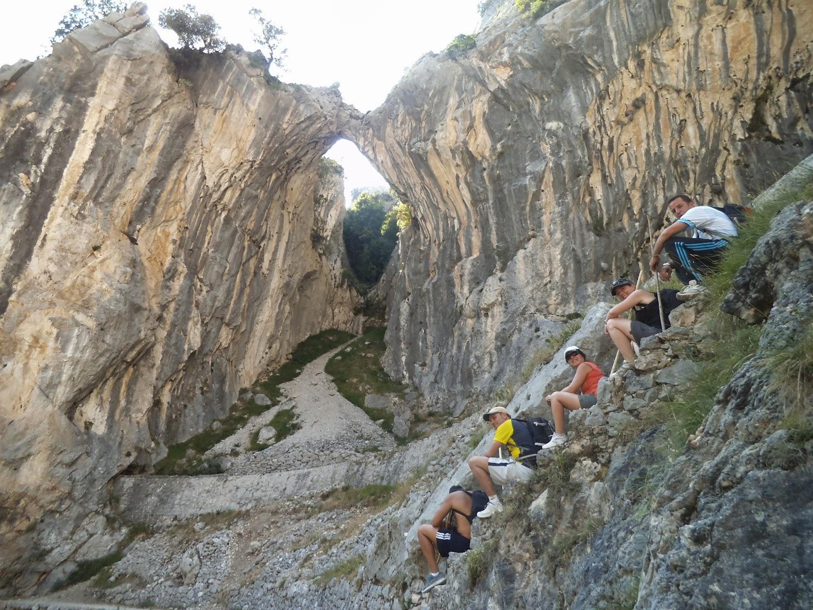 ruta cares asturias picos de europa senderismo