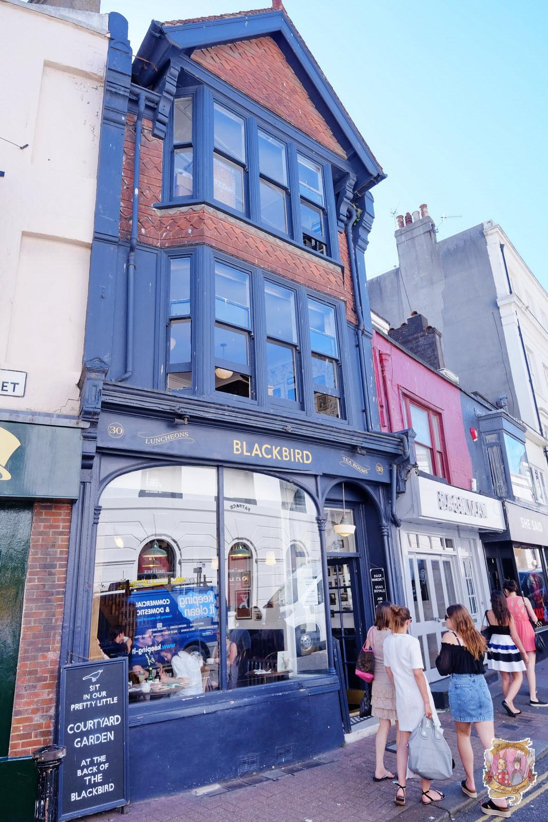 Tea Rooms In The Lanes Brighton