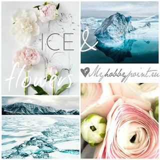 """Доска вдохновения """"Ice & Flowers"""" до 12/03"""