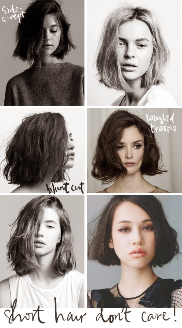 Witxfolly Collaboration 7 Short Hair Don T Care Hairloom X Jien