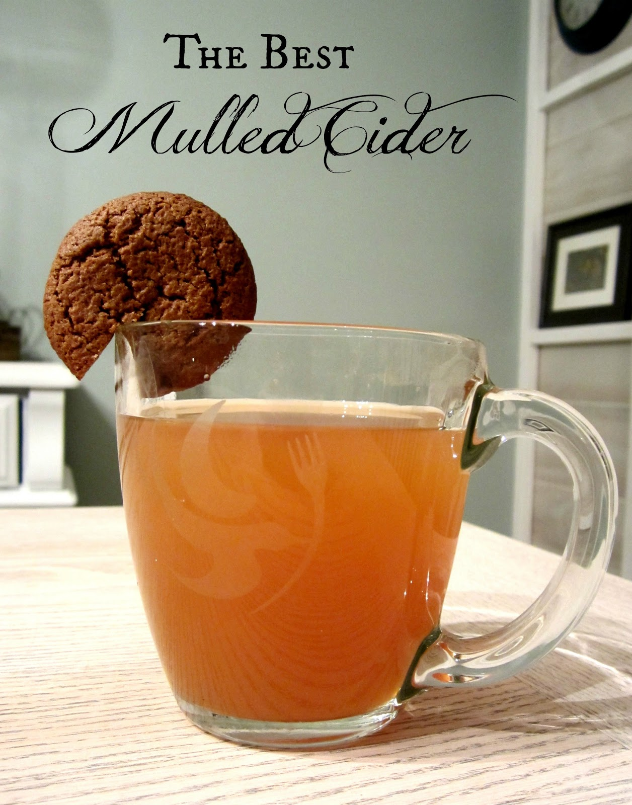 The BEST Mulled Cider - East Coast Creative Blog