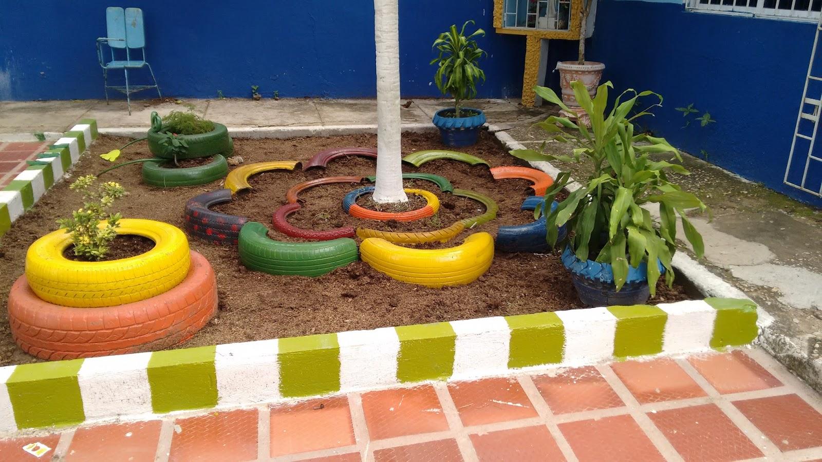 Las tic como herramienta interdisciplinaria en el aula - Jardineras de colores ...
