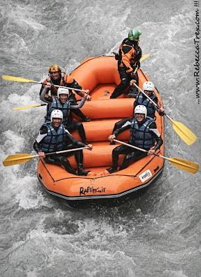 Rafting a Morgex 2013 rebeccatrex