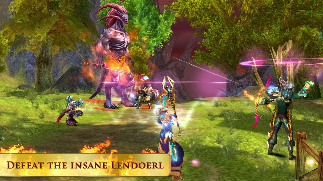 Download Order & Chaos Online 2.4.0 APK + DATA FILES