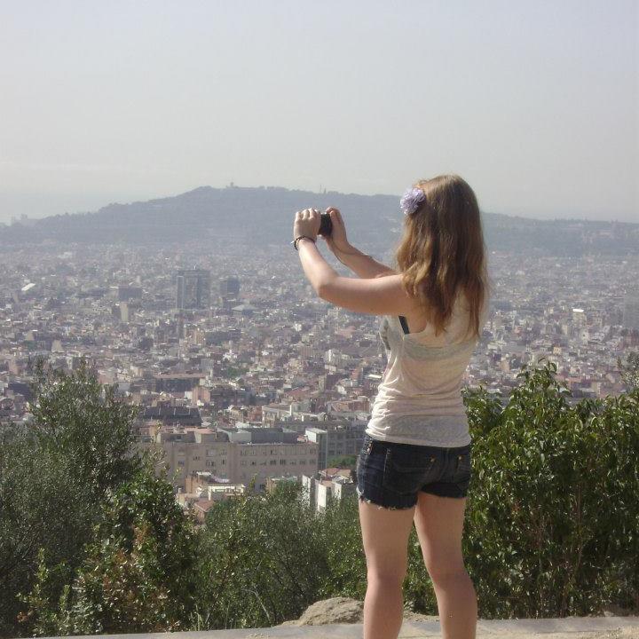 Gaudi's Park, Barcelona