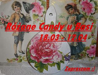 Moje Candy Różane !!!