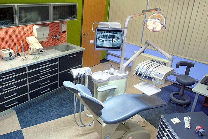 Administration d'un cabinet dentaire
