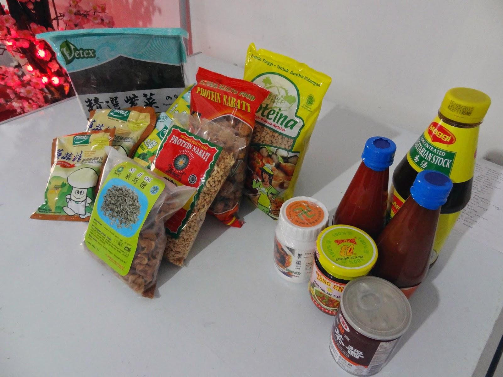 Toko Vegetarian Denpasar Bali - H&S Vegetarian Shop