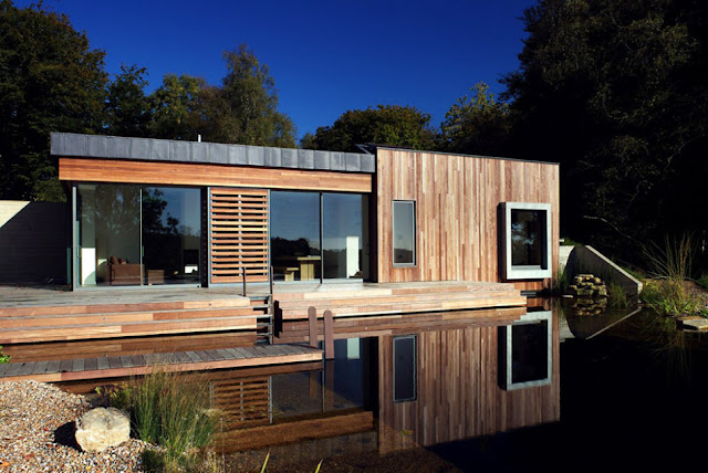Full view of UK Jungle Home