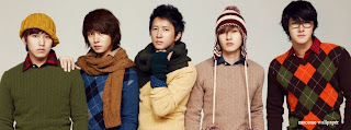 Super Junior Facebook Cover