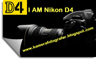 Spesifikasi dan Harga Kamera Dslr Nikon D4