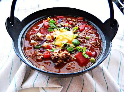 classic chili