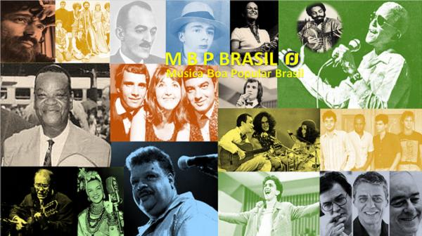G+ MBP MÚSICA BOA POPULAR BRASIL