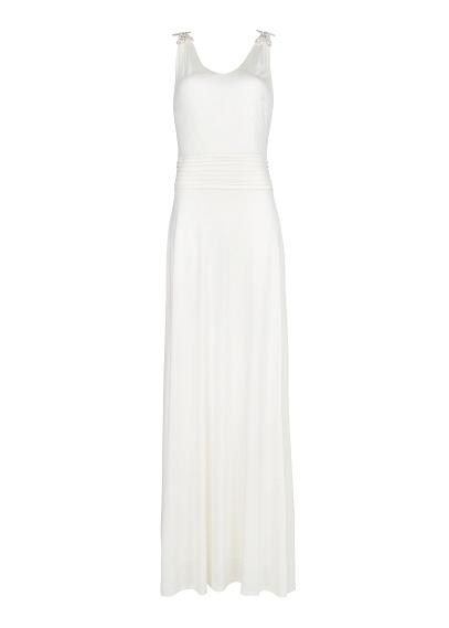 vestido de novia low cost convierte un vestido de mango en uno de novia