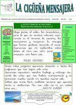 Periódico Escolar: La Cigüeña Mensajera - Junio 2012