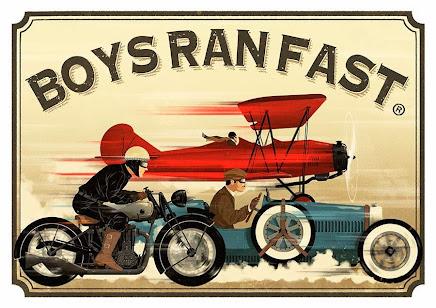 Big Boys Toys...