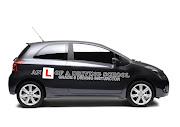 Logo Design For AN L OF A DRIVING SCHOOL. Logo created by Dipesh Mistry for . (john lummis car logo)