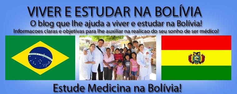 Viver e Estudar Medicina na Bolívia
