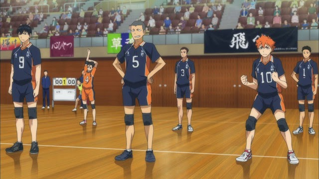 Haikyuu!! Episode 17 Subtitle Indonesia