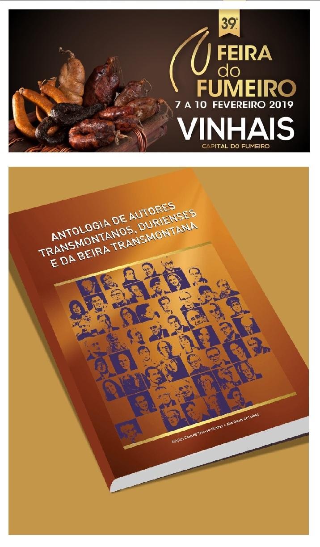 Antologia de autores em Vinhais