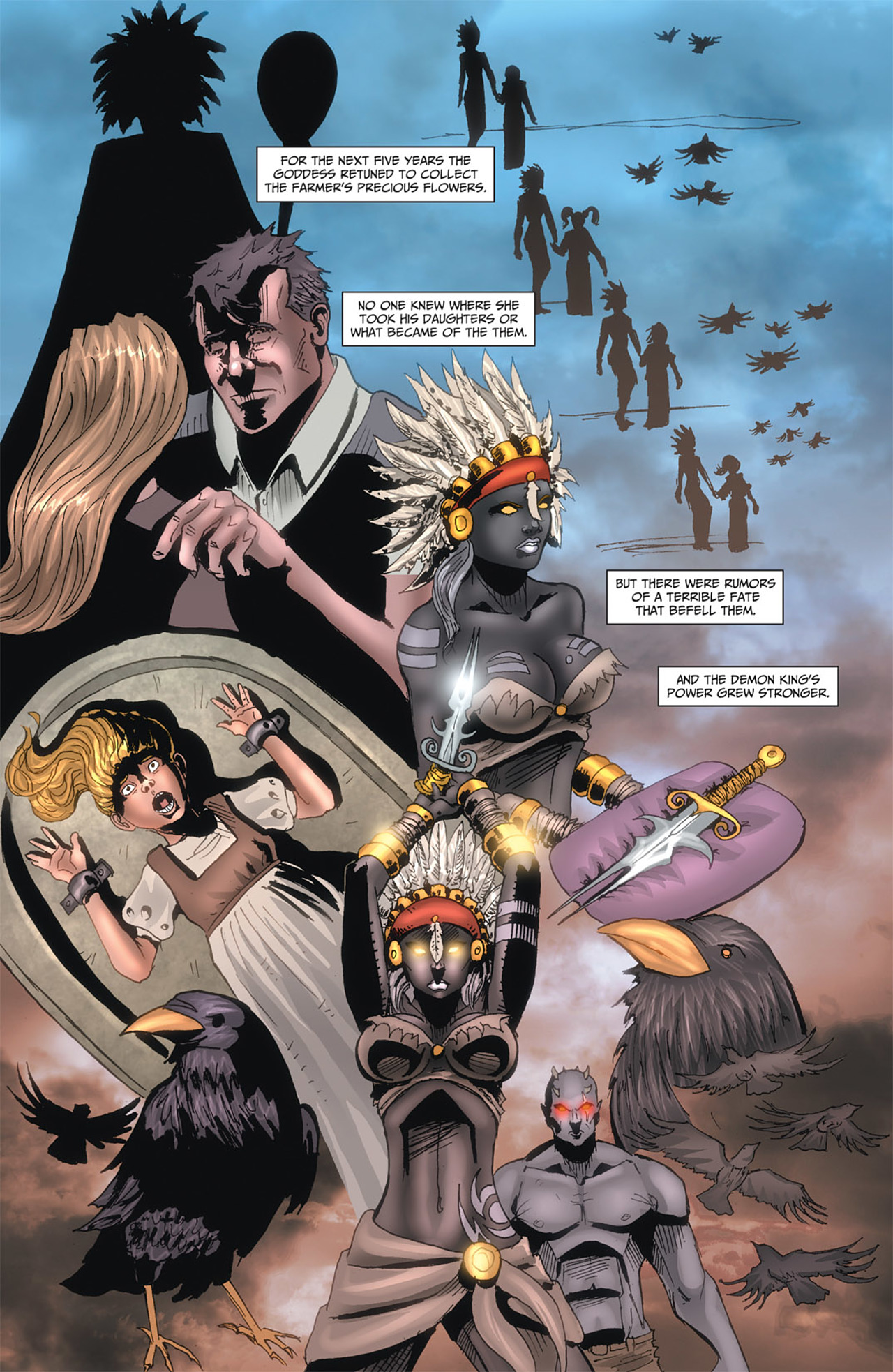 Grimm Fairy Tales (2005) Issue #47 #50 - English 16