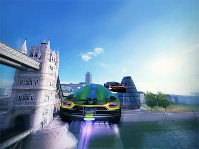 New Asphalt 8: Airborne Gameplay Screenshots