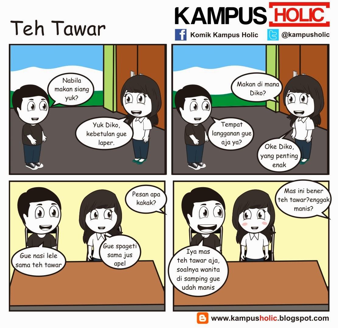#433 Teh Tawar