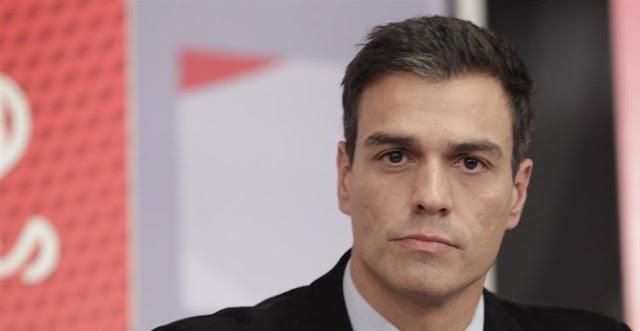 La autoinmolación del PSOE, un gesto para la Historia